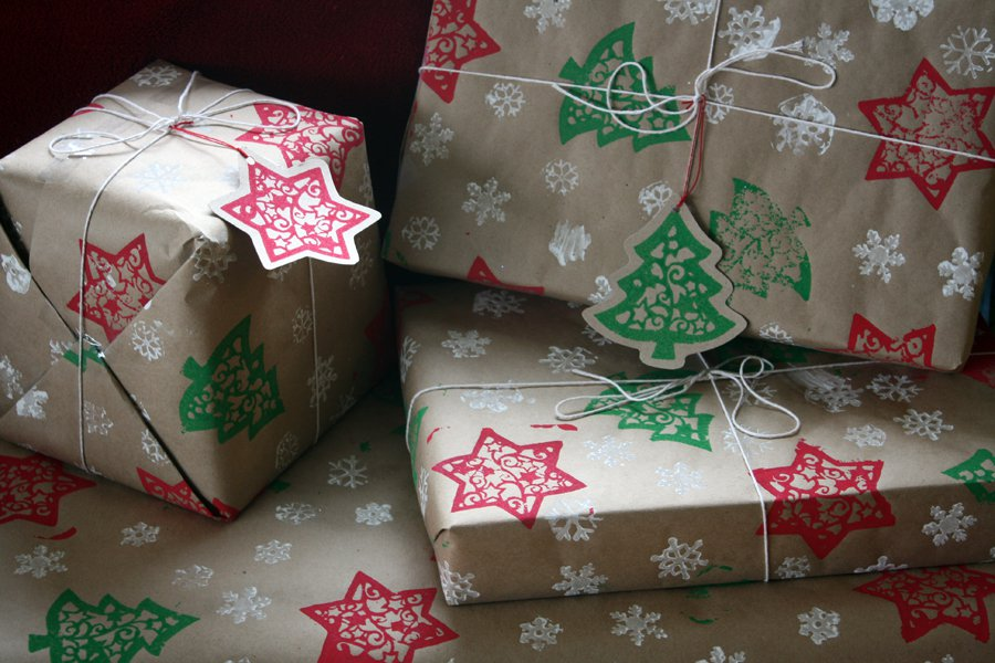 Идеи упаковки подарков на новый год своими